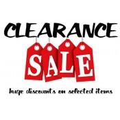 Clearance  (15)